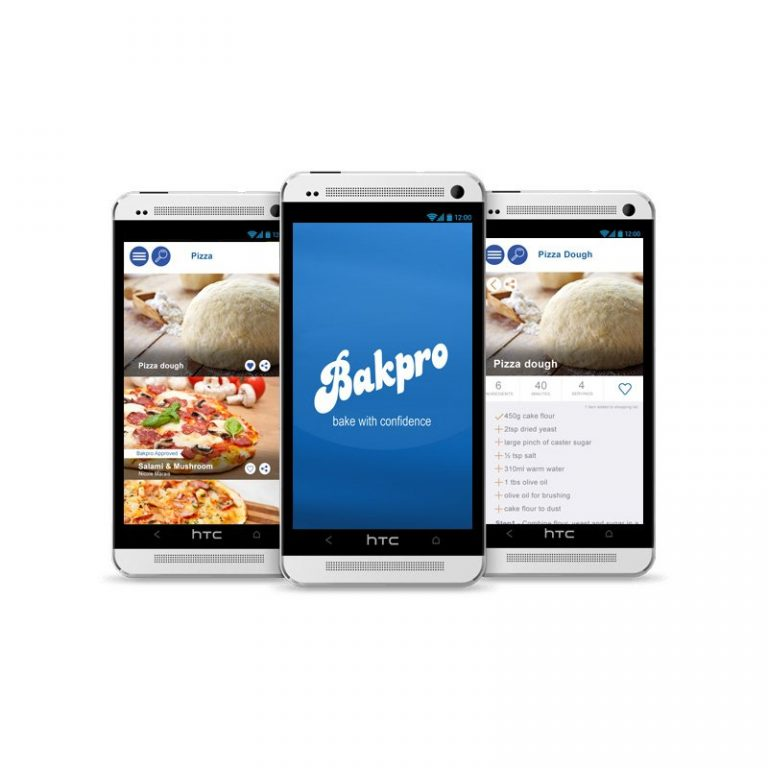 learn and share about recipe from responsive web and android mobile app